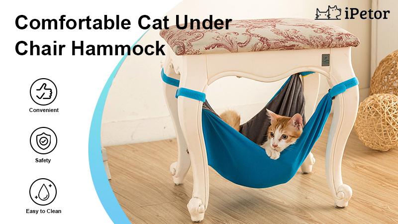 cat chair hammock banner