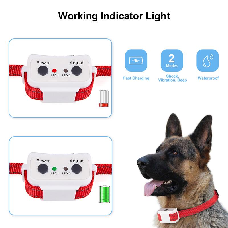 working indicator light