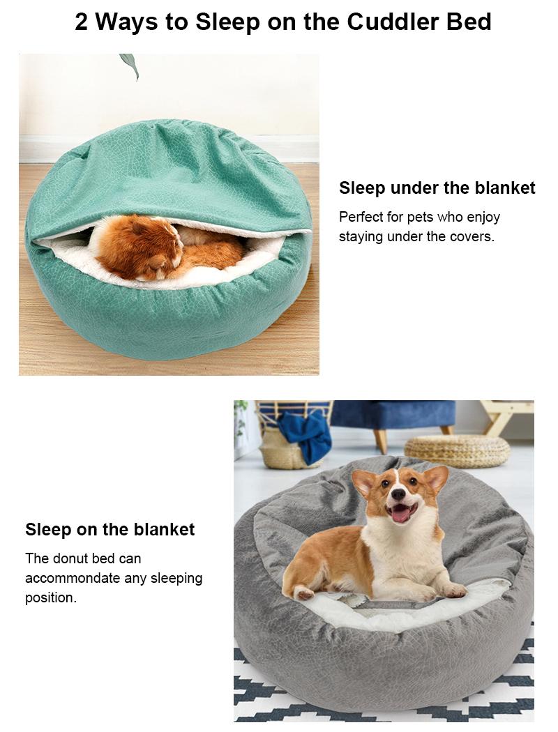 two ways to sleep