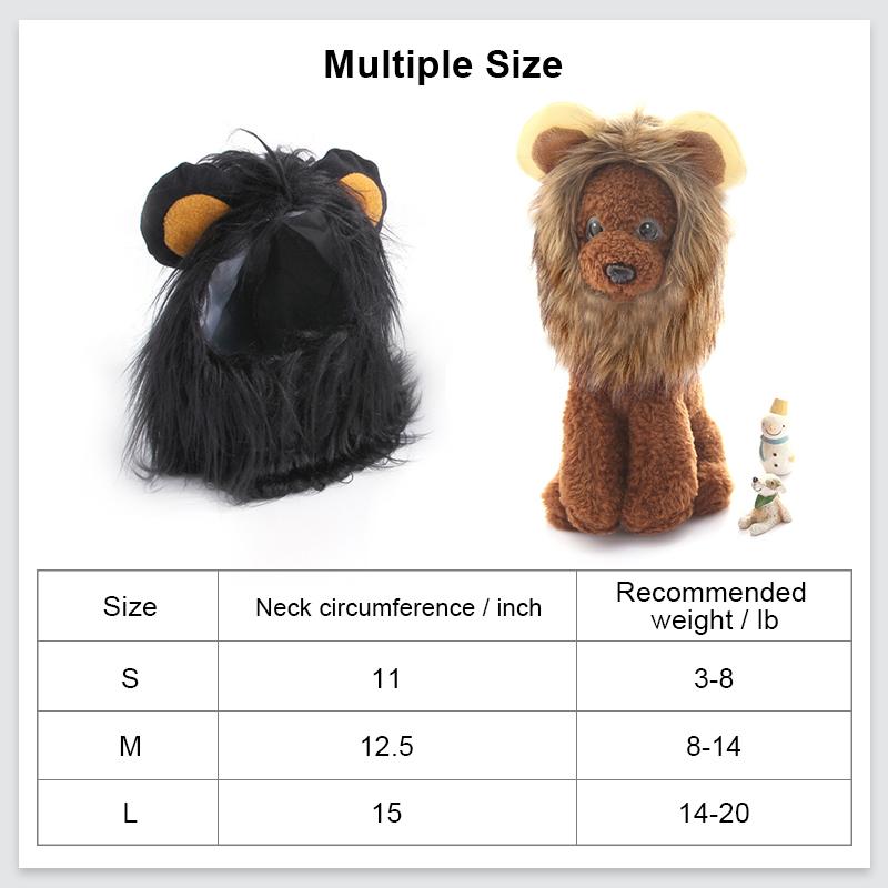 multi sizes