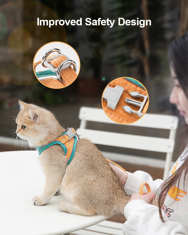 cat harness details 4