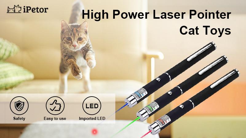 cat toy laser pointer banner 1