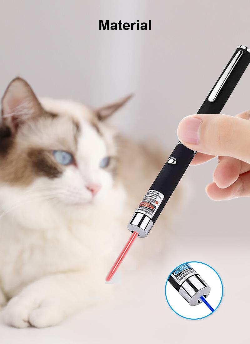 cat toy laser pointer details 2