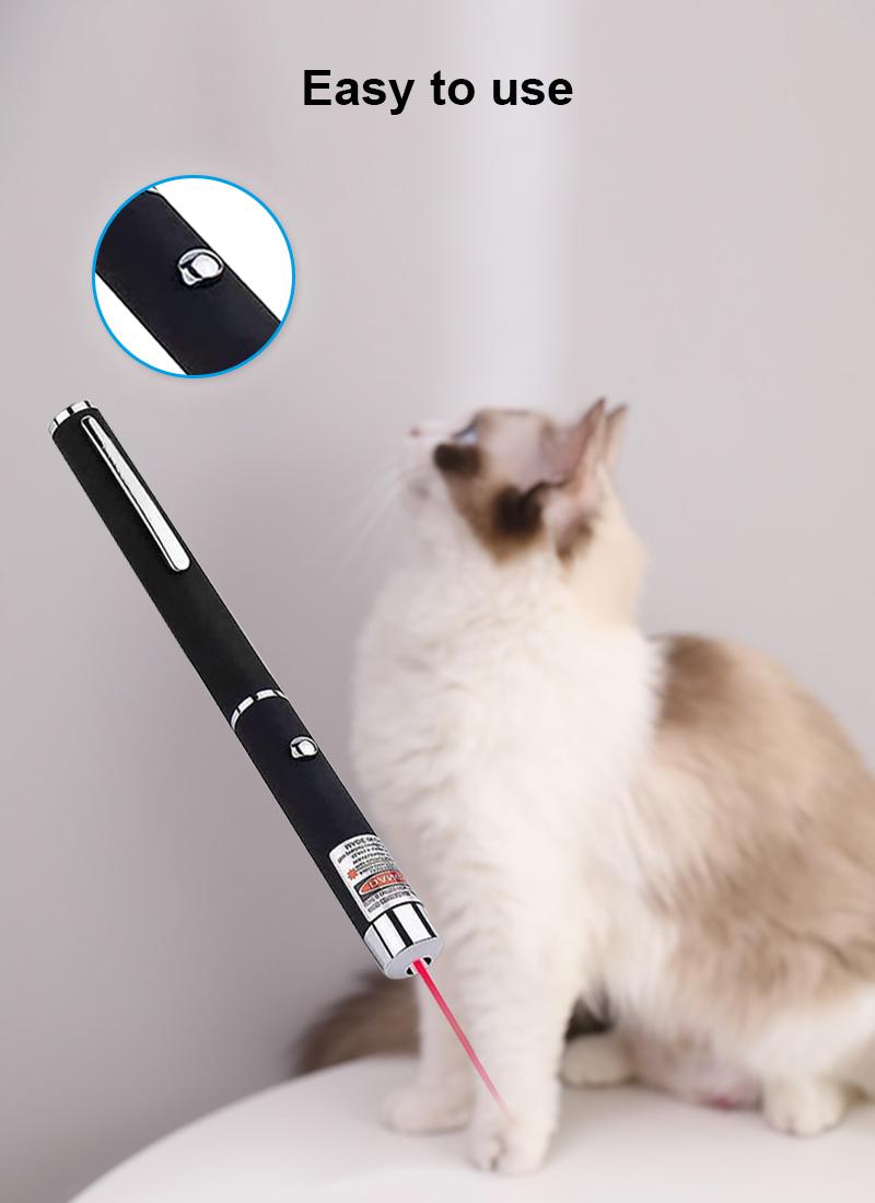 cat toy laser pointer details 3