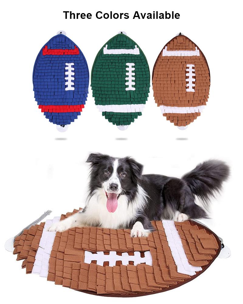 three color pet mat
