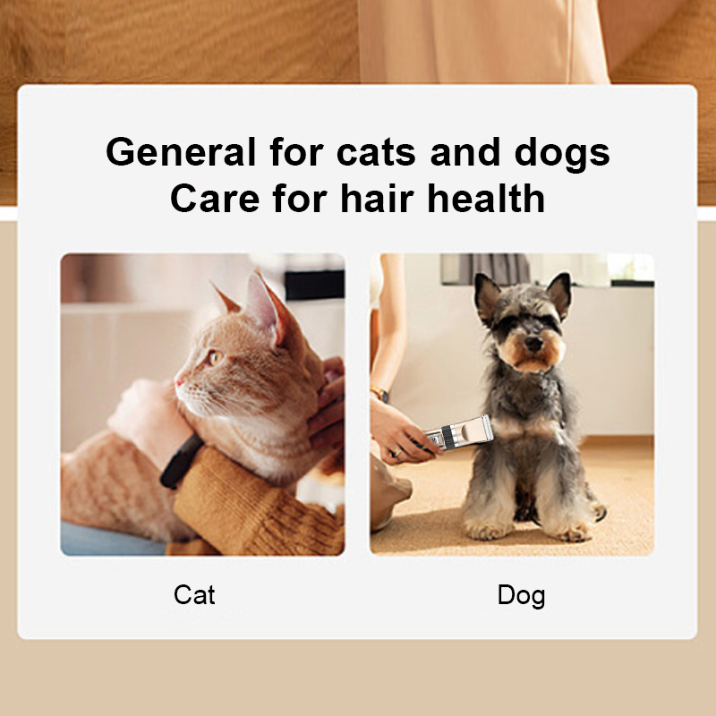 the clipper is general for pets