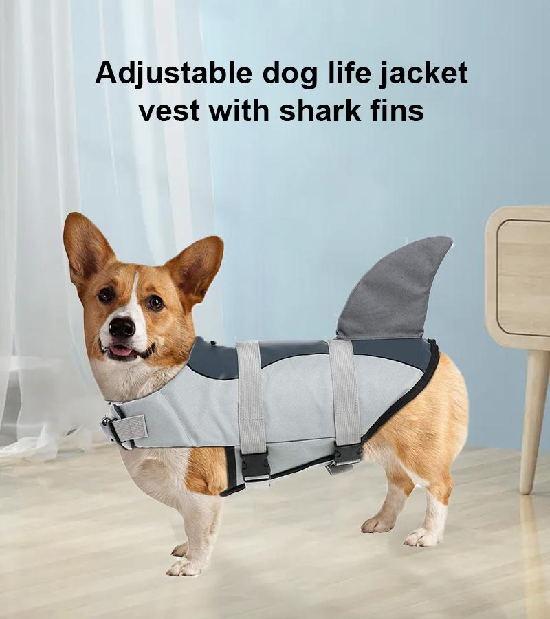 dog life jacket details 2