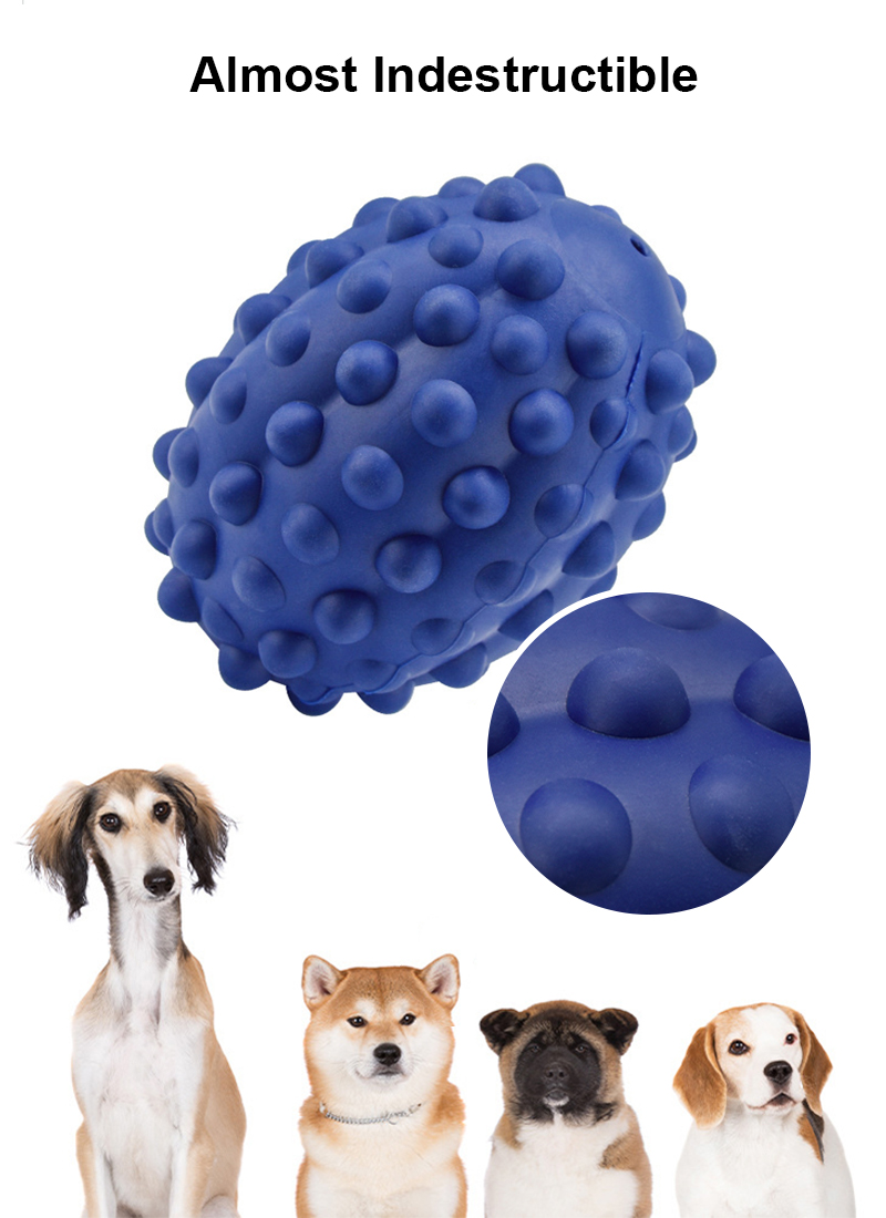 dog toy ball details 3