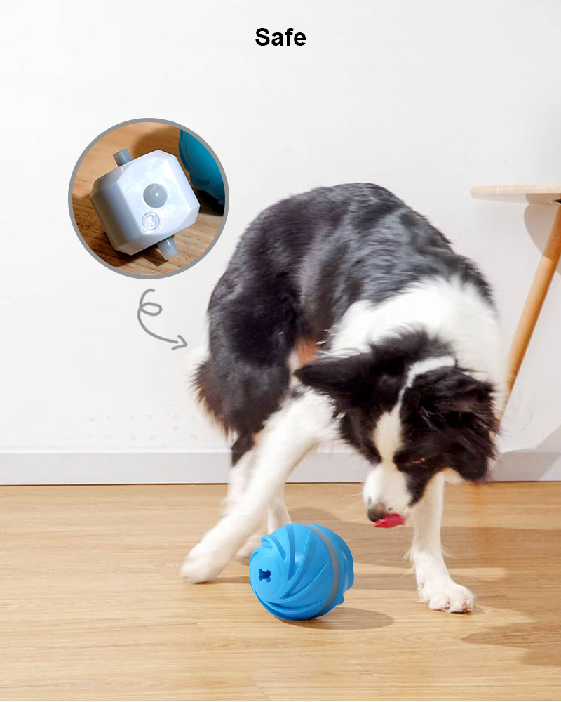 dog toy ball details 4