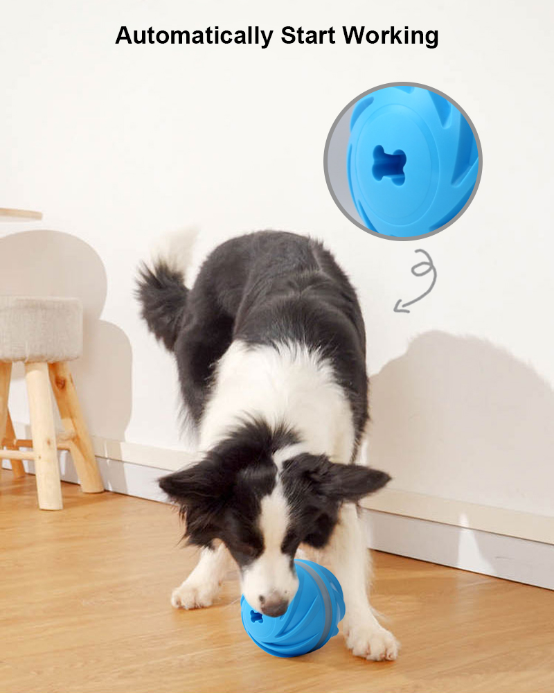 dog toy ball details 5