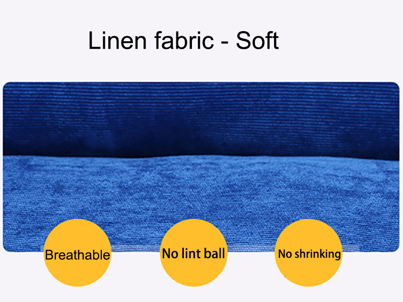 lined fabric