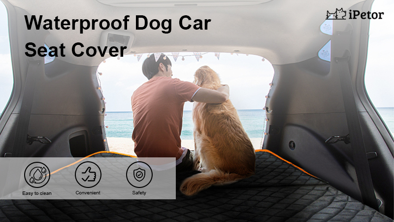 dog seat protector banner