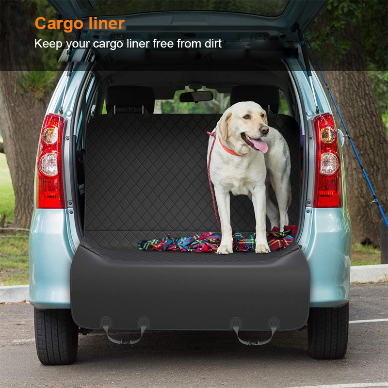 keep you dog safe with our seat protector