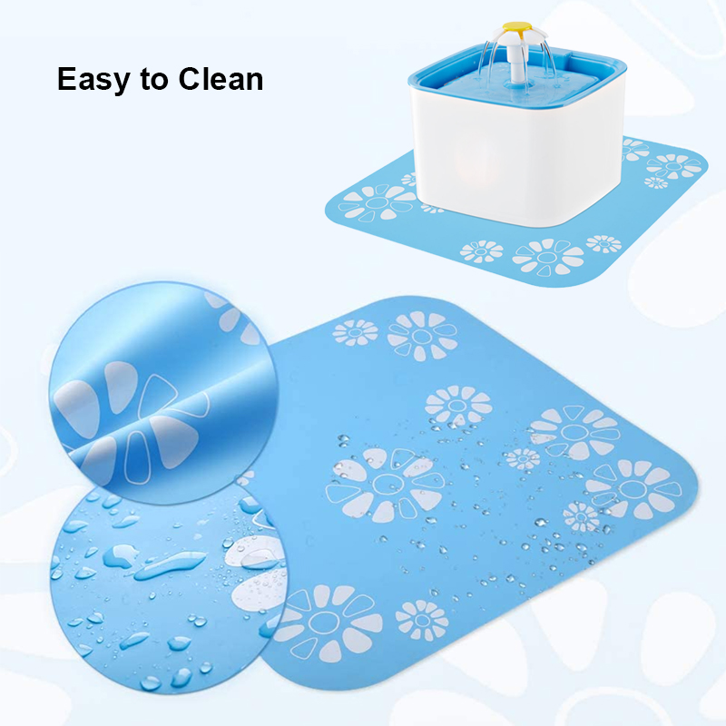 easy to clean pet fountain