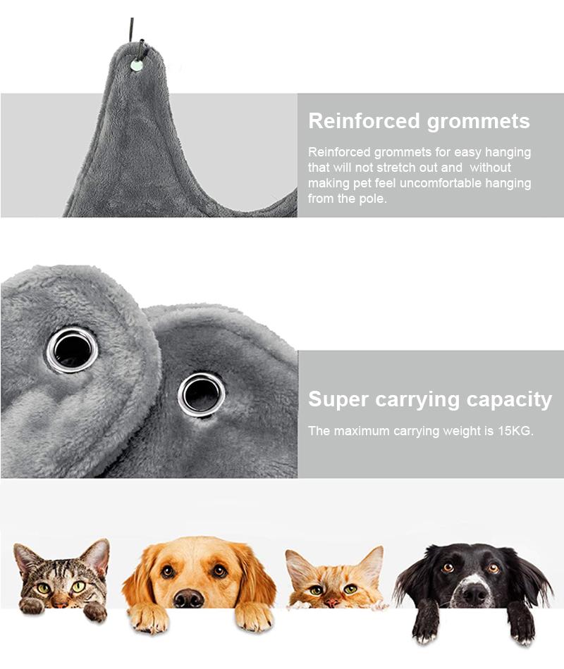 pet hammock details 3