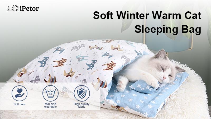 pet sleeping bag banner 1