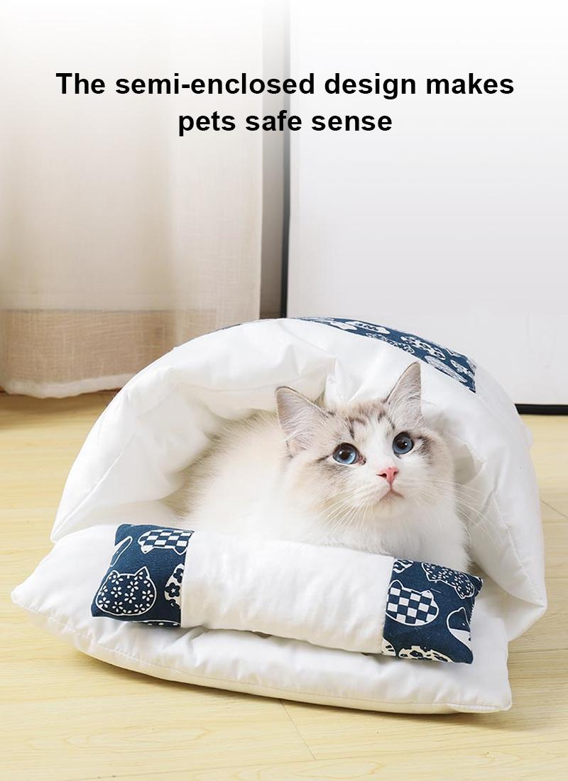 pet sleeping bag details 2