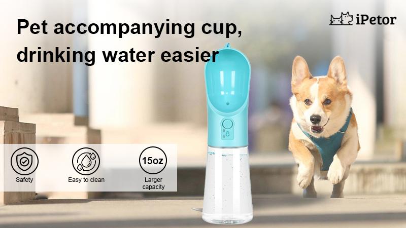 pet water cup banner 1