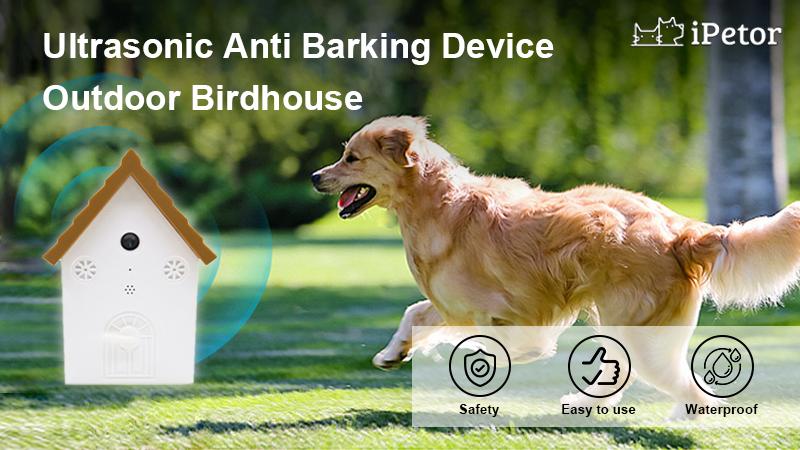 dog bark control device banner 1