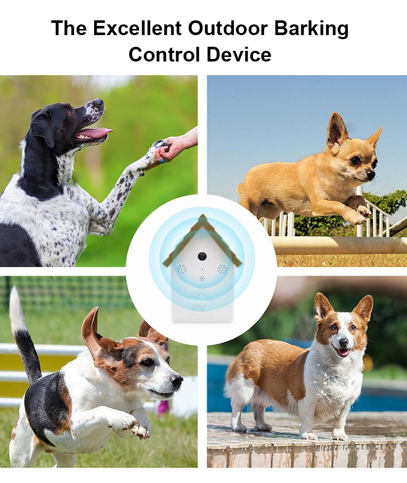 dog bark control device details